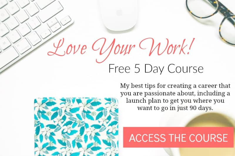 Passionate Work Free Course