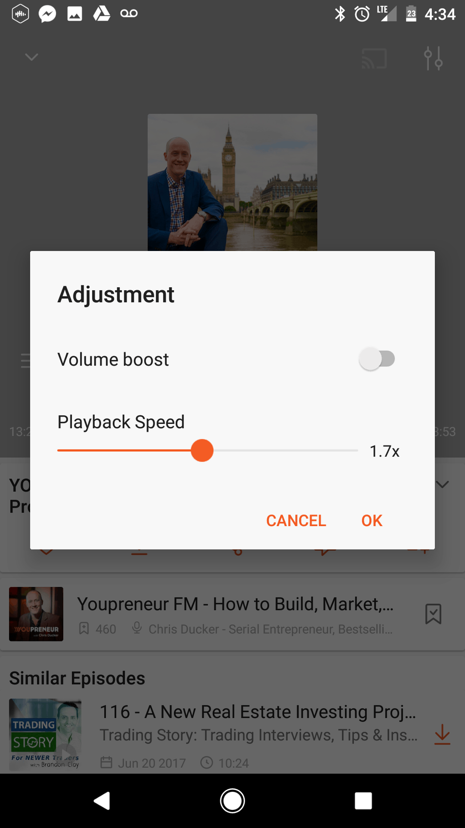 Productivity Hacks to Speed Up Podcast Playback