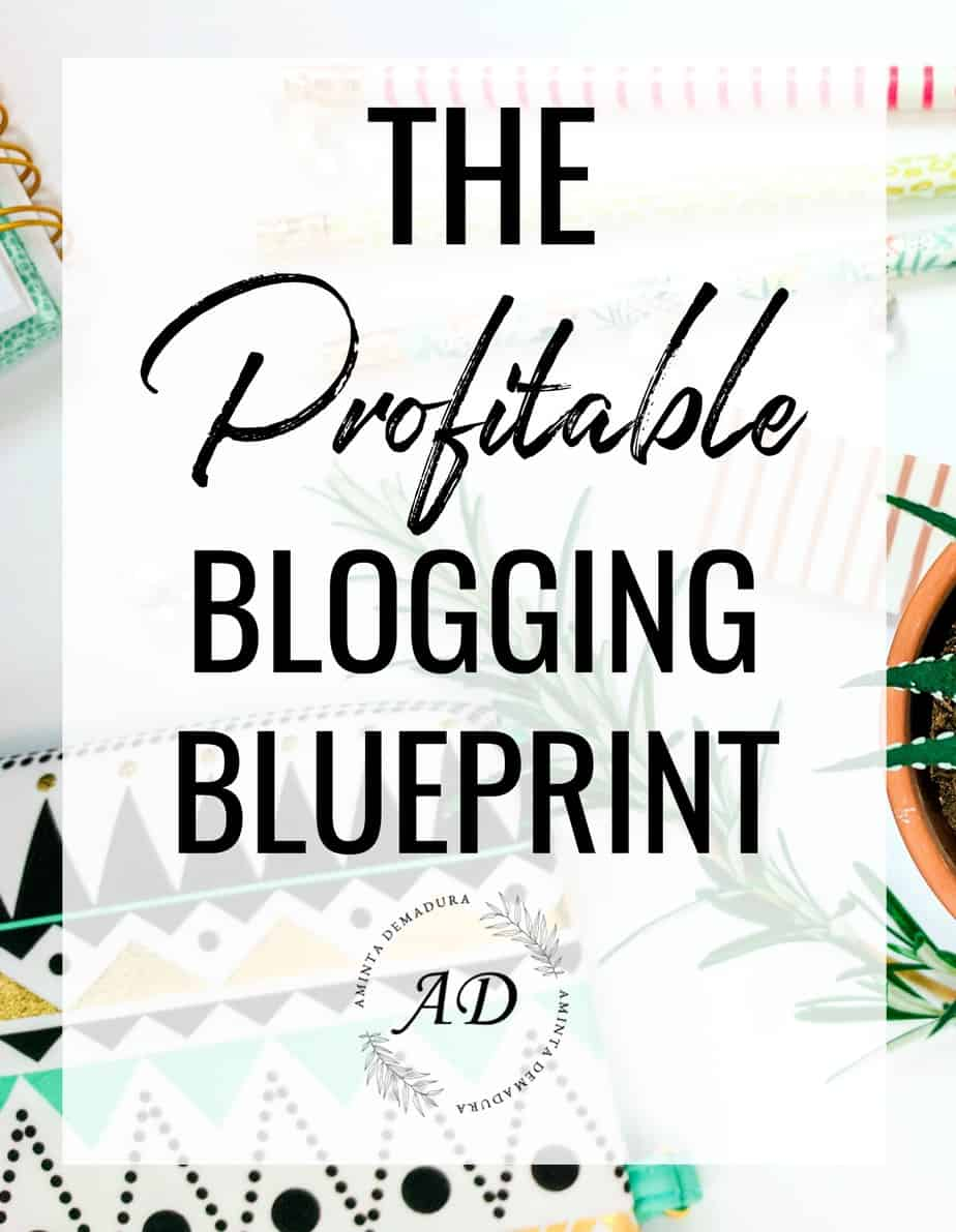 How to grow your business from start to finish one step at a time profitable blogging blueprint malvernweather Choice Image