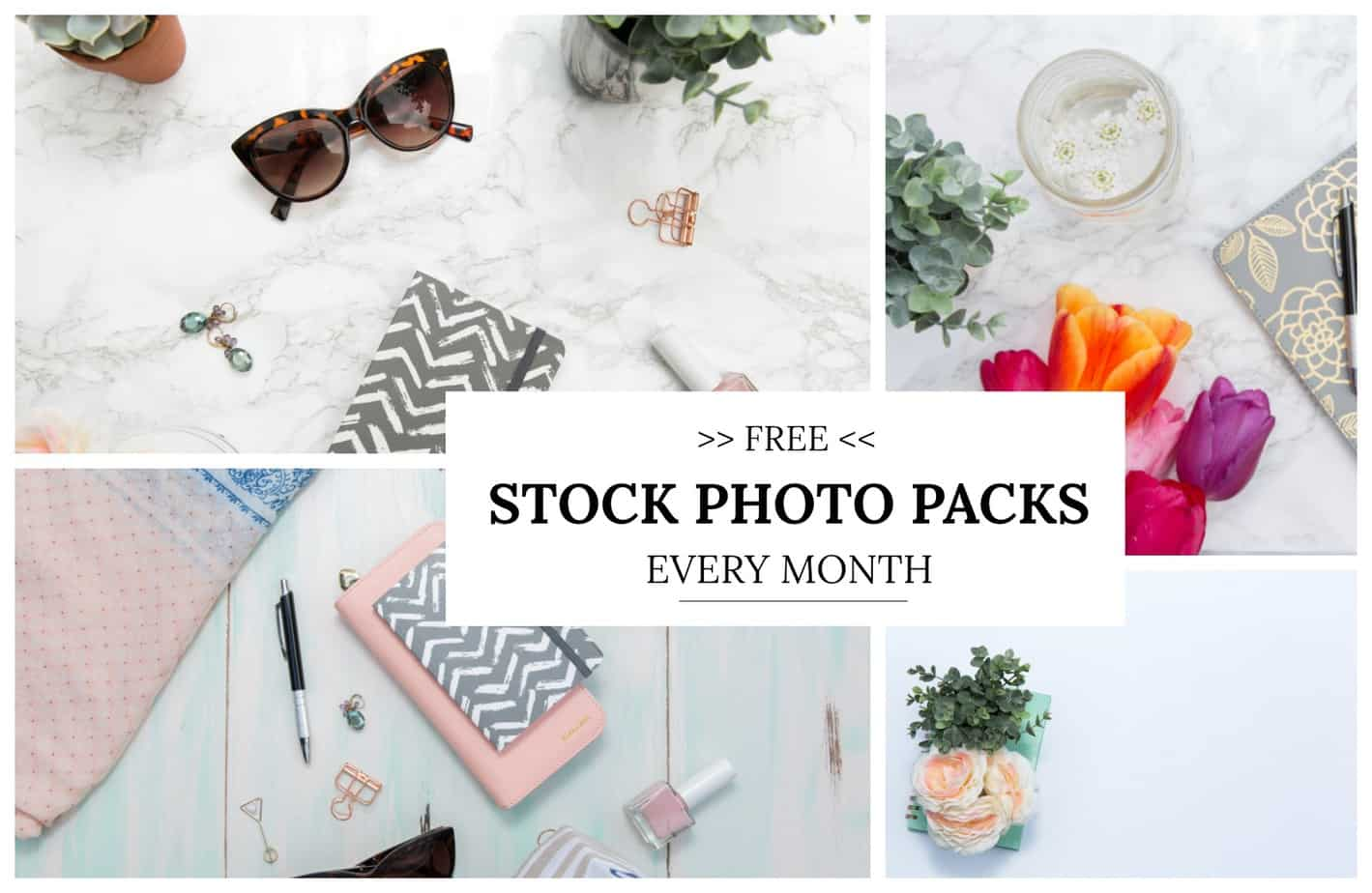 free stock photo packs