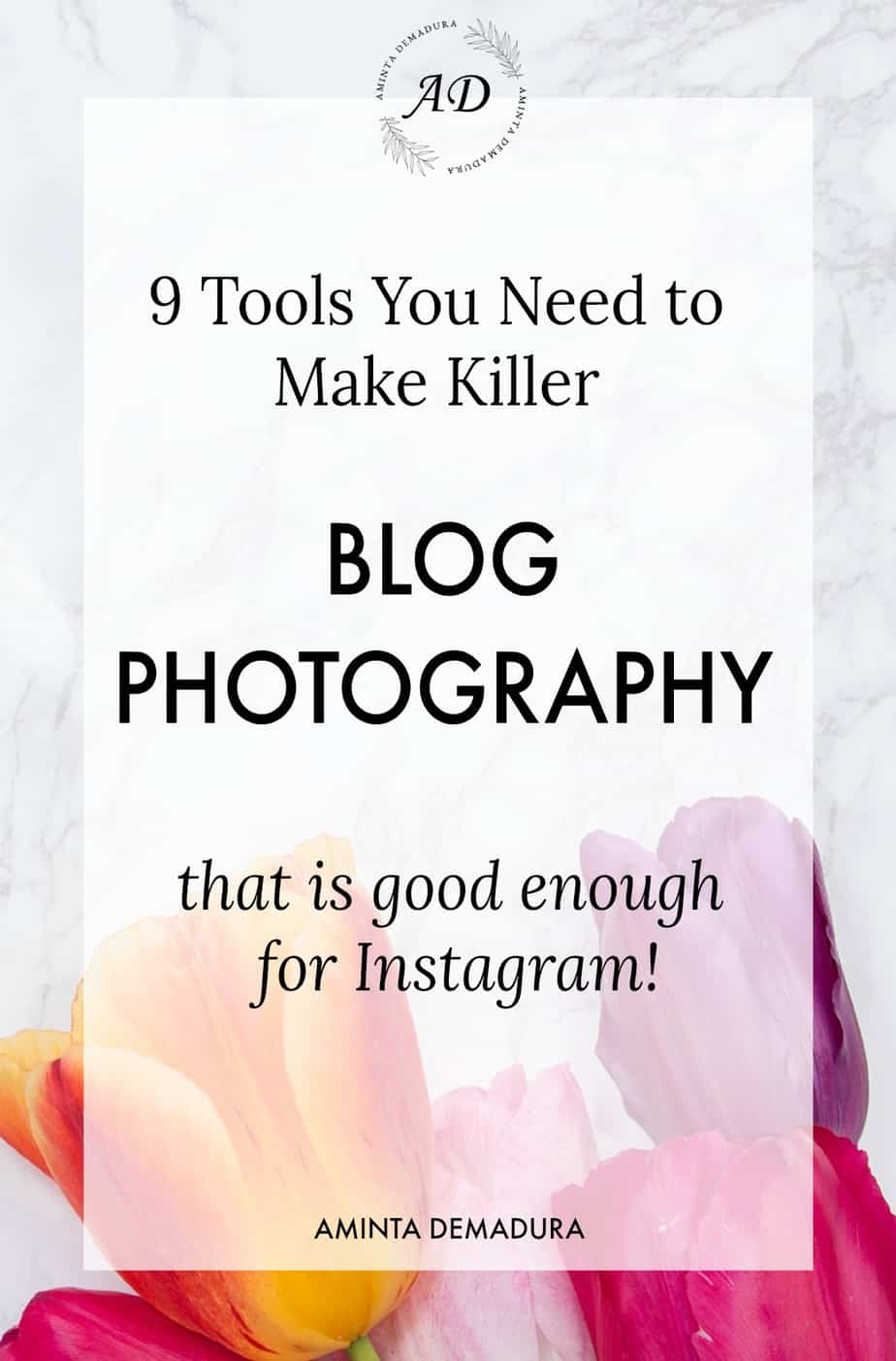 Blog Photography Tools