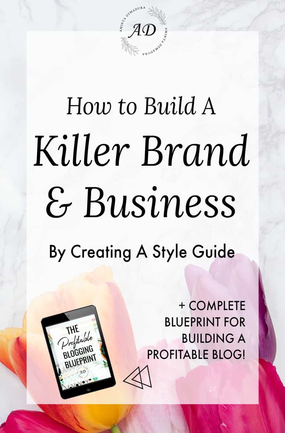 Build Brand and Business Style Guide