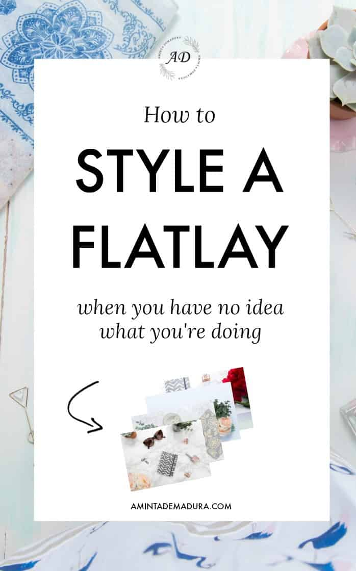 Style A Flat Lay