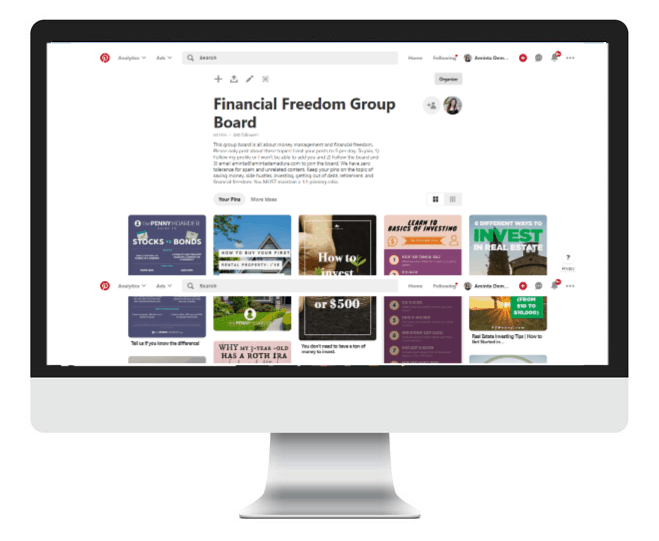 financial freedom group board