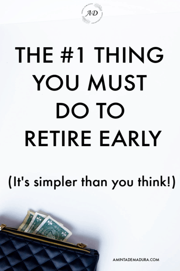 retire early financial independence