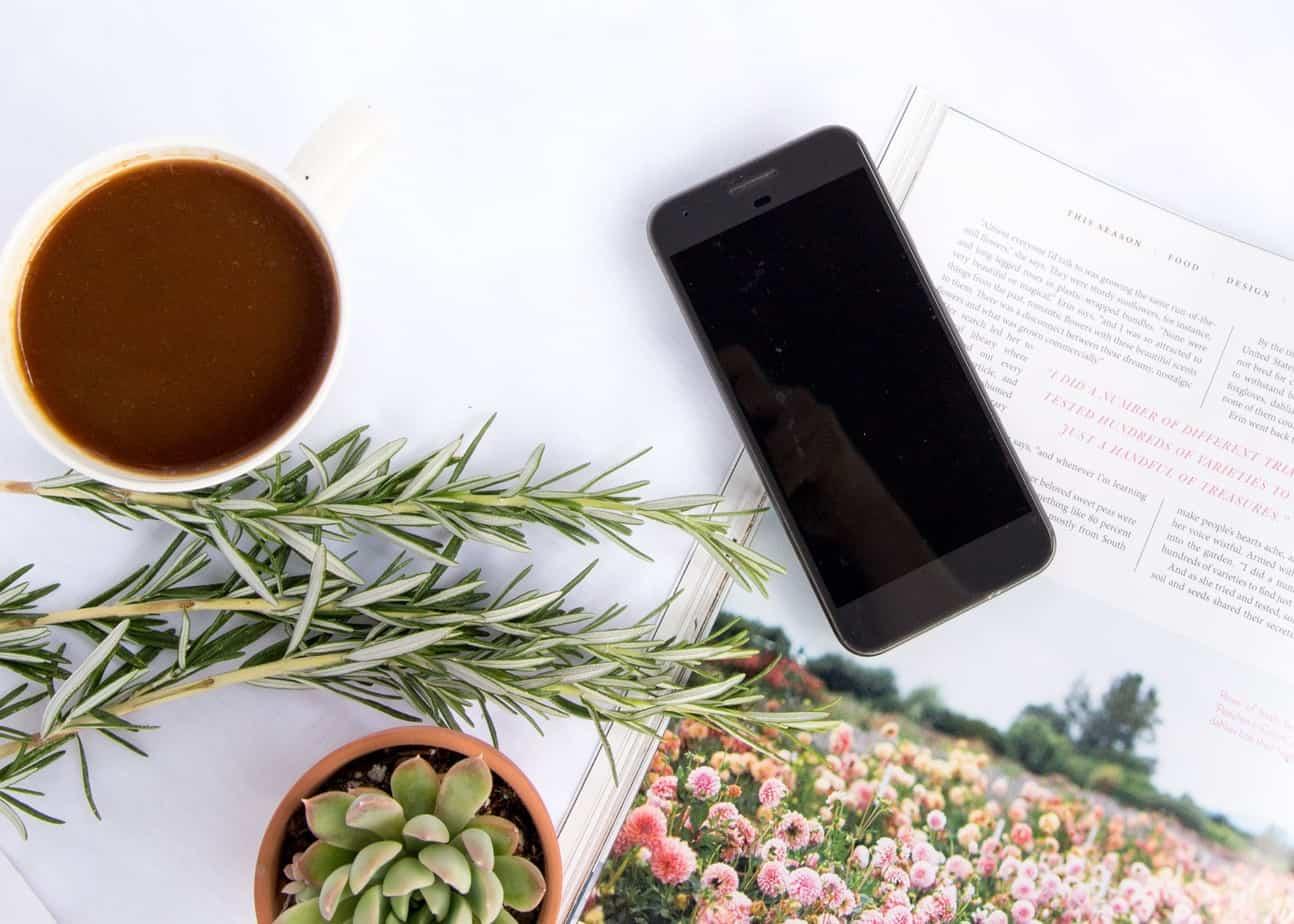 start profitable blog