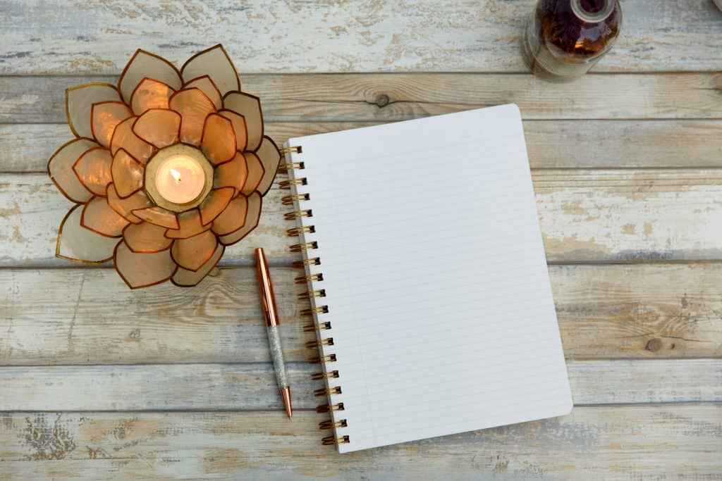 blogging planner daily checklist