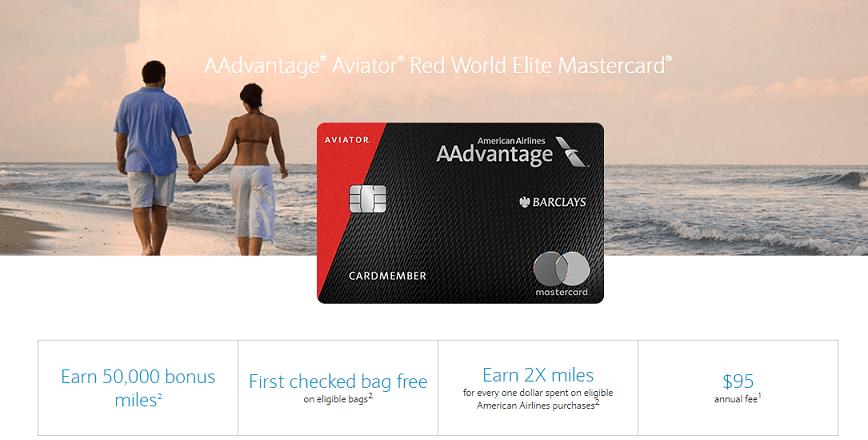 travel rewards card free flights