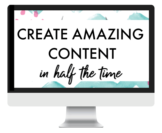 create amazing blog content
