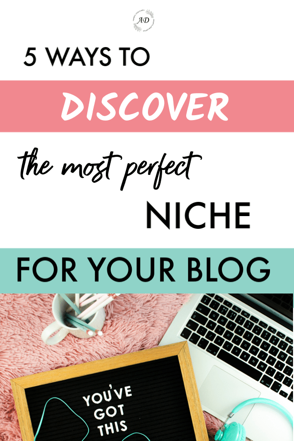 choose a blog niche