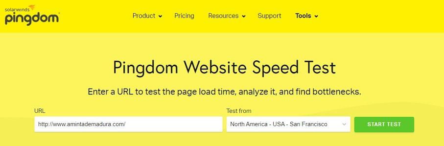 free site speed test