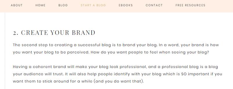 reasons no  blog traffic