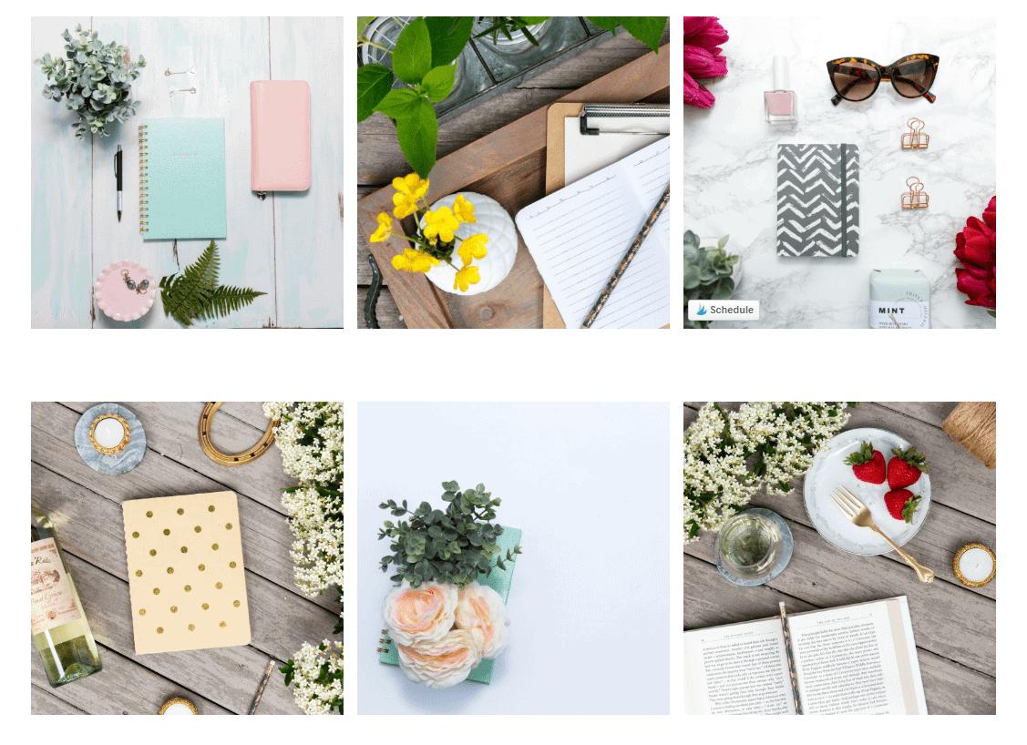 sassy styled stock blog images