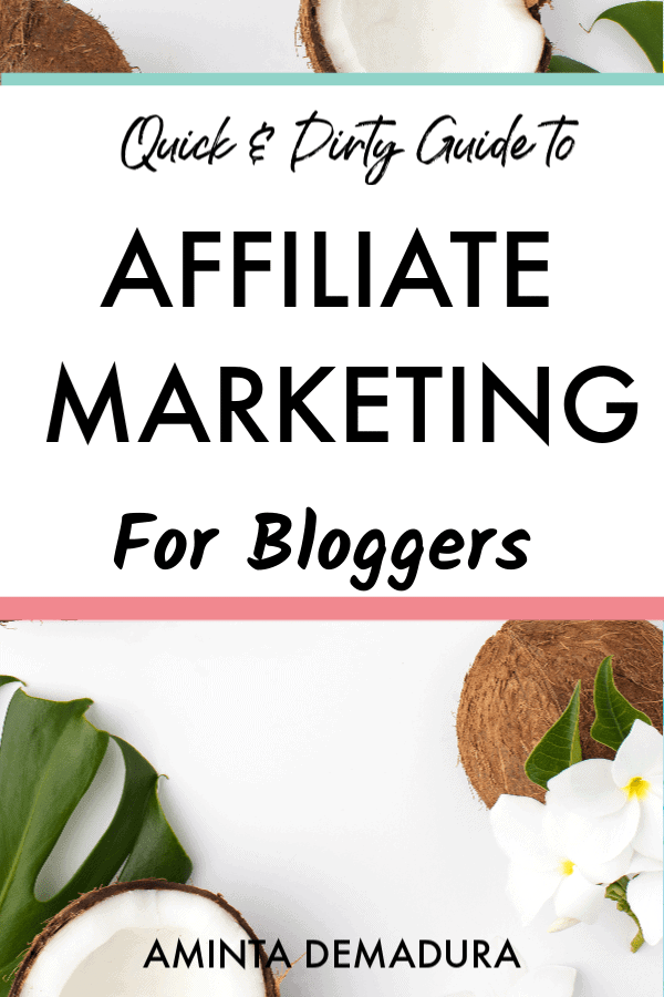 affiliate marketing for bloggers-min