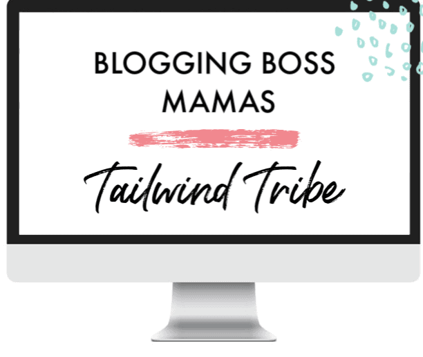 blogging tailwind tribe