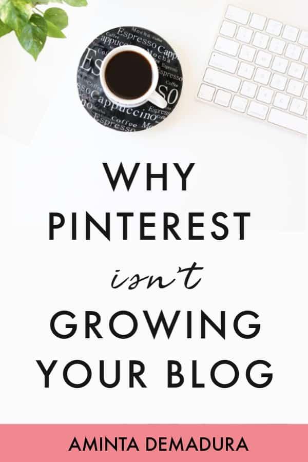 pinterest traffic for bloggers