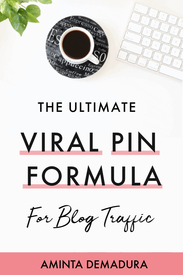 viral pin formula