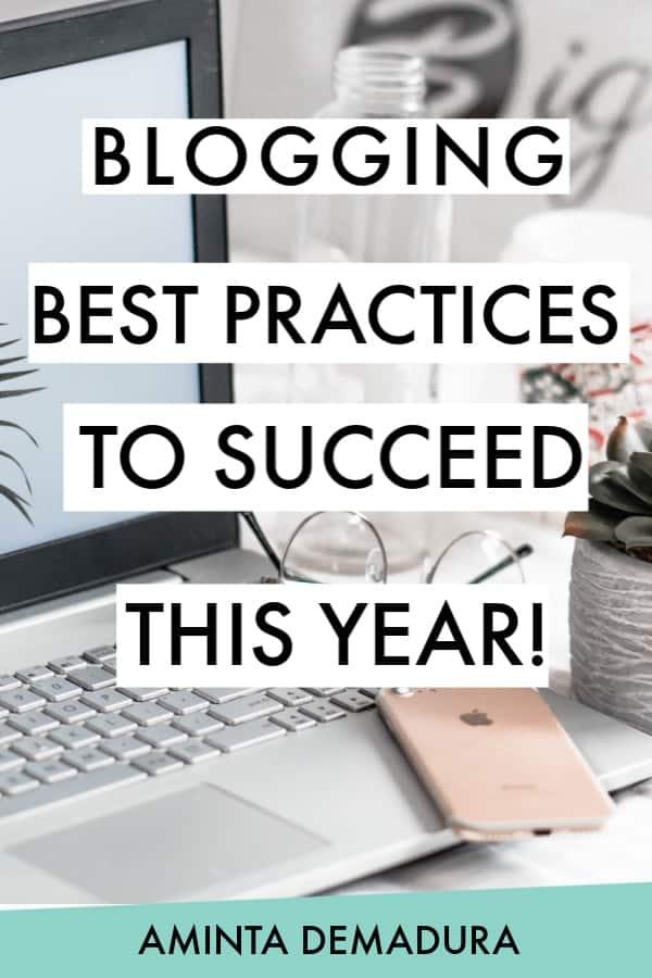 Blogging Best Practices Guidelines