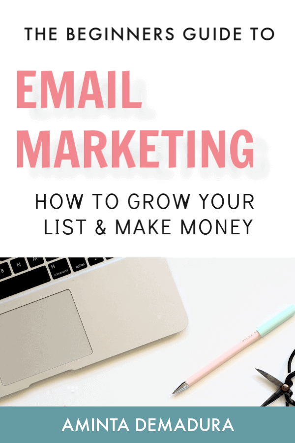 beginners email list bloggers