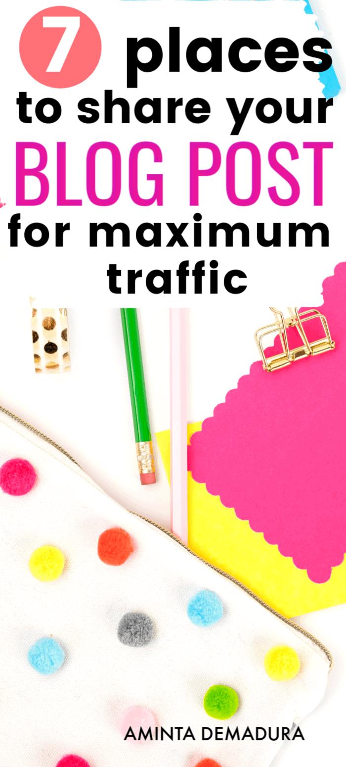 get traffic old blog posts