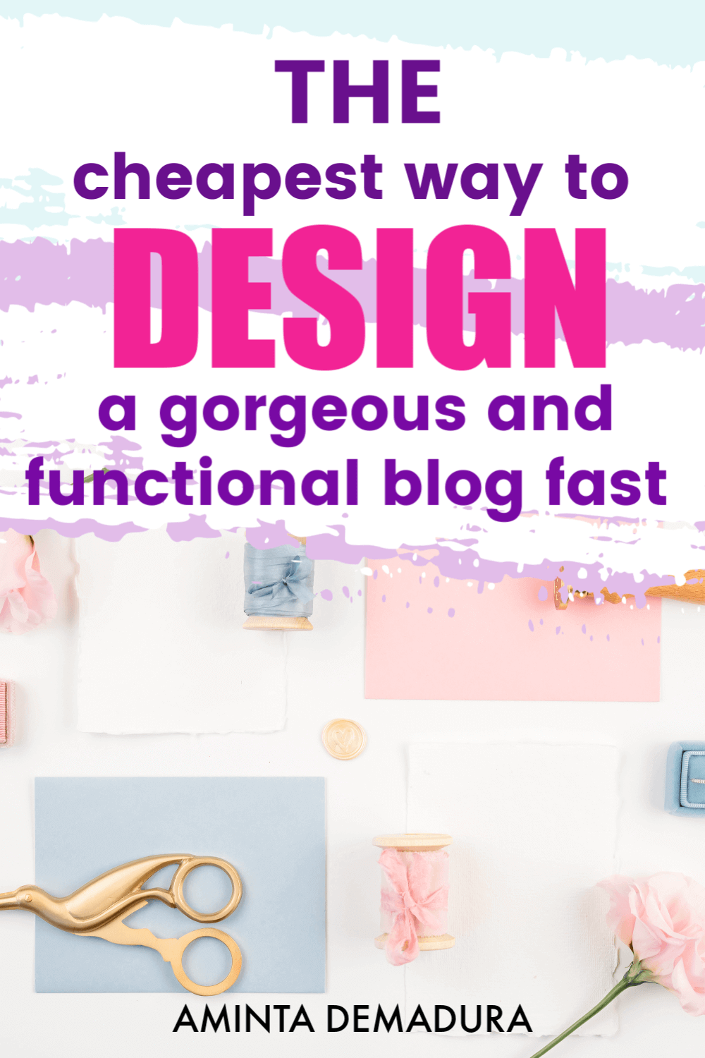 design blog cheap